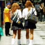 JKビジネスに来ているのは普通の女子高生ではありません!特殊な女子高生たちです。