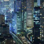 東海道新幹線が凄いのは港区、中央区の都心部を突っ切って東京駅に到着すること。
