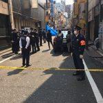 歌舞伎町さくら通りでキャッチがホストを撲殺未遂。犯人はスカウト会社ナチュラル。