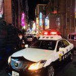 歌舞伎町2丁目で殺人事件。ホテル街で女性が刺殺。
