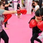 モデルや女優、レースクイーン、キャバ嬢でボクシングを始める人が急増中。