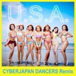 サイバージャパンダンサーズがDAPUMPのUSAでコラボ。