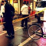 大阪難波の宗右衛門町のカジノ店で発砲事件。撃たれたのは山口組組員。