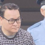 住吉会向後睦会理事長の津波広志組長が「3億円払え!」と脅して逮捕。