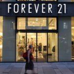 アパレル大手のフォーエバー21が破産申請。(ブルームバーグ)