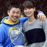 ラグビー日本代表田中史朗選手を影で支えるフードマイスターの智美さん。