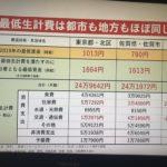 なんと東京都北区と佐賀県では毎月の生活費が同じだった!!地方の若者は今すぐ都内に引っ越しましょう!!