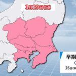 今週末29日の関東大雪は外出を自粛させるための政府による人工雪か。