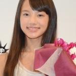 アミューズが売り出し中の清原果耶(きよはらかや)さんがめちゃくちゃ美人。沢口靖子さん以来の大阪出身の美人女優。