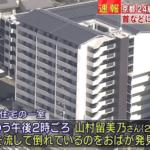 京都駅の崇仁部落の市営住宅で24歳女性が何者かに刺殺される。ネット上には京都人、関西人の差別発言が続出。