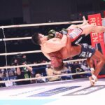 RIZINの武田光司選手のスープレックスが危険すぎる。。