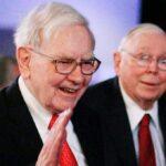 ウォーレンバフェットさんのバークシャーの右腕、チャーリー・マンガーさんがアリババ株を3750万ドル購入。