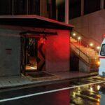 恵比寿の会員制ラウンジ38℃でまた女の子が救急車で運ばれる。
