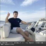 福島県の会津若松市の猪苗代湖で親子のひき逃げ事件を起こした佐藤剛建社長の佐藤剛44歳。銀座の高級クラブのホステスさんのおかげで逮捕!